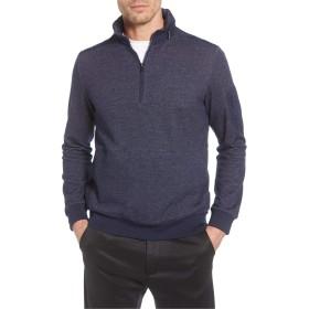 [ブガッチ] メンズ パーカー・スウェットシャツ Bugatchi Half Zip Pullover [並行輸入品]