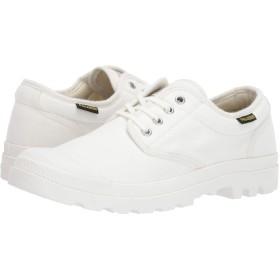 [Palladium(パラジウム)] メンズブーツ・靴 Pampa Ox Originale Marshmallow/Marshmallow Men's 9.5, Women's 11 (27.5cm(レディース28cm)) Medium [並行輸入品]