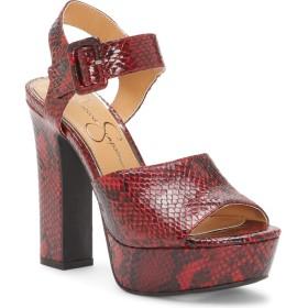 [ジェシカシンプソン] レディース サンダル Jessica Simpson Naenia Platform Sandal ([並行輸入品]