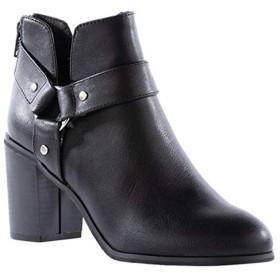 [BC フットウェア] レディース ブーツ&レインブーツ Miss Independent Harness Ankle Bootie [並行輸入品]