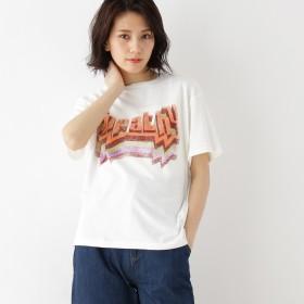 OZOC(オゾック)/【洗える】ロゴTシャツ