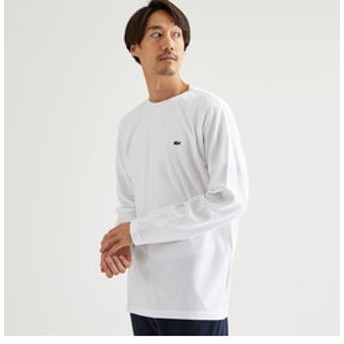 【green label relaxing:トップス】[ラコステ]SC LACOSTE カノコ L/SL カットソー