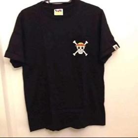 APE BAPE エイプ ONE PIECE コラボ Tシャツ