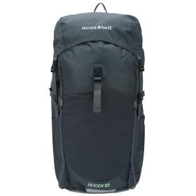 (モンベル) mont-bell 登山バッグ tracking backpack HOODY 28L (GRAY) [並行輸入品]