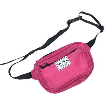 [ディアコロン]ボディーバッグ レディース ウエストバッグ ウエストポーチ バッグ 斜めかけバッグ シンプル 軽量 dz059 ピンク