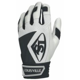 ルイスビルスラッガー Louisville Slugger メンズ 野球 シリーズ7 バッティンググローブ グローブ Series 7 Batting Gloves Black
