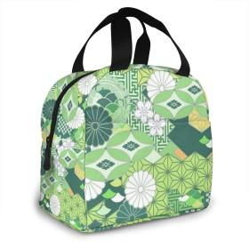 保冷バッグ エコバッグ ランチバッグ 買い物バッグ 和柄 花柄 和風花柄 手提げバッグ おしゃれ 保冷保温