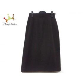 クロエ Chloe スカート サイズ40 M レディース 美品 ダークブラウン 新着 20190920