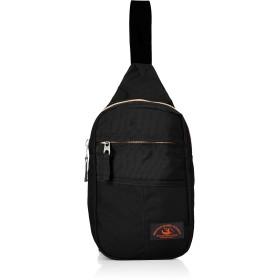 [マウンテンレンジ] MountainRange ボディバッグ ベーシックデザイン MFA-02BK ブラック One Size