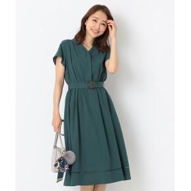 any SiS(エニィスィス)/【洗える】カラーレスシャツ ワンピース