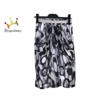 ボディドレッシングデラックス スカート サイズ36 S レディース グレー×黒     スペシャル特価 20200208