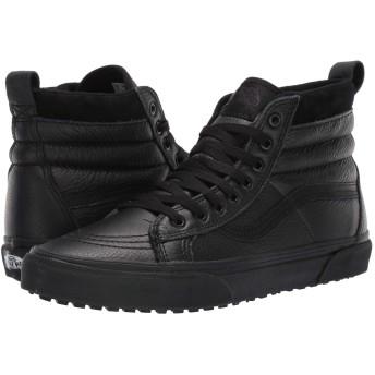 [VANS(バンズ)] メンズスニーカー・靴 SK8-Hi MTE (MTE) Leather/Black Men's 5, Women's 6.5 (23cm(レディース23.5cm)) Medium [並行輸入品]