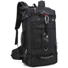 登山バッグ 防水 バッグパック ファションリュックサック ハイキング用 キャンプ アウトドア 防災 軽量 通勤 遠足 旅行 PC収納