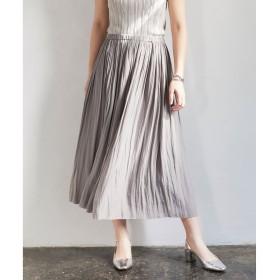 GALLARDAGALANTE(ガリャルダガランテ)/デシンギャザースカート