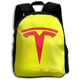 ZZQ Tesla テスラ 1 軽量多機能リュック リュックサック 可愛い 大容量 防水 通学 旅行 アウトドア子供リュック 低、高学年 小学生 子供用ランドセル ランドセル