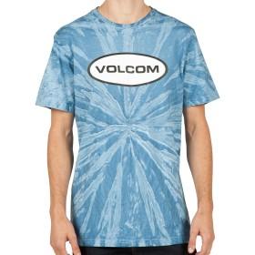 [ボルコム] Tシャツ A4311703 メンズ SVB_ブルー US M-(日本サイズM相当)