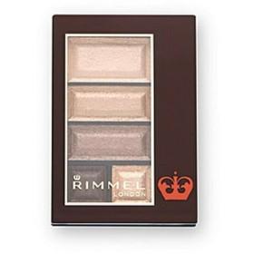 リンメル ショコラスウィートアイズ 002 (ベージュブラウン系)ほろ苦く甘いアーモンドショコラ/RIMMEL アイシャドウ