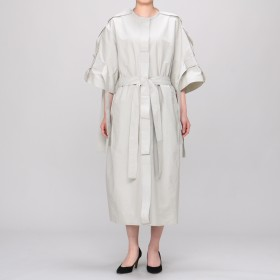 LEMAIRE(ルメール)/COAT‐DRESS WITH STRAPS