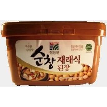 スンチャン デンジャン 1kg 【韓国食品】【韓国風料理】【韓国食材】【ジャン】 みそ