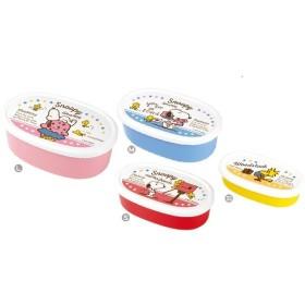 スヌーピー   スヌーピーシール容器4Pセット アイスクリーム [409967]
