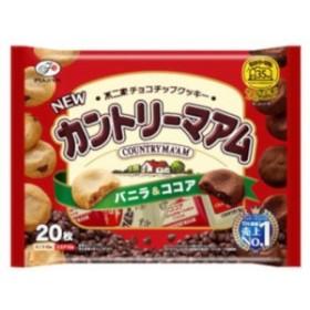 FUJIYA(不二家)  カントリーマアム チョコレート バニラ&ココア 10枚 ×10  4902555262413