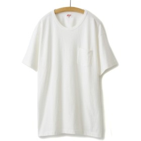 FLAG SPORT / フラッグスポーツ : 19 / Crew Pocket T / 全4色 / : WAREHOUSE ウエアハウス ウェアハウス Tシャツ カットソー ポケット ポケT 半袖 : FS2001