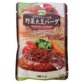 三育 デミグラスソース風野菜大豆バーグ 100g 【三育】