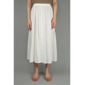 French linen Skirt (1802F03005) Florent(フローレント)