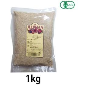 有機オーツ麦ふすま (1kg)【アリサン】