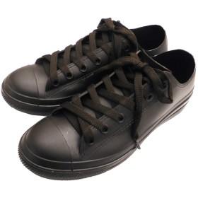 [mino'aka] レインシューズ スニーカータイプ [Lサイズ/ブラウン] レインスニーカー 雨靴 長靴 (レディース用) L-茶