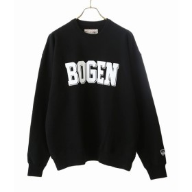 BOGEN / ボーゲン : BG CREW / 全2色 : BG CREW クルーネック スウェット カットソー ロンティー : BG-312