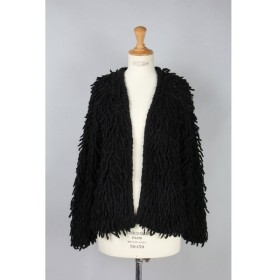 【70%OFF】Fringe Knit Cardigan(EOL7605) Li Hua(リー・ファー)