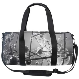 防水 軽量 3Dパターンスポーツ ボストン バッグ 2way バック パック 旅行 リュック 登山 アウトドア フィットネス ジム 折式 カバン メンズ レディース