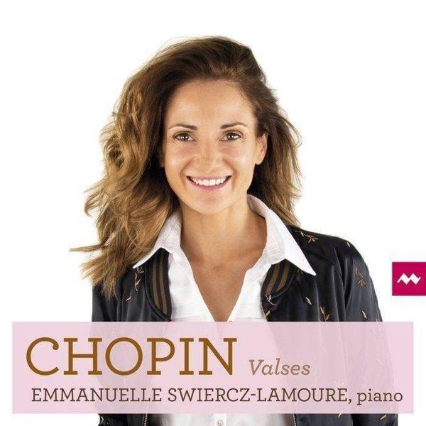 【停看聽音響唱片】【CD】蕭邦:華爾滋完整版 艾曼紐.斯威茨-拉摩 鋼琴