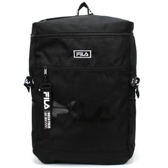 [FILA(フィラ)] スクエアリュック 21L コード 7585 ブラック