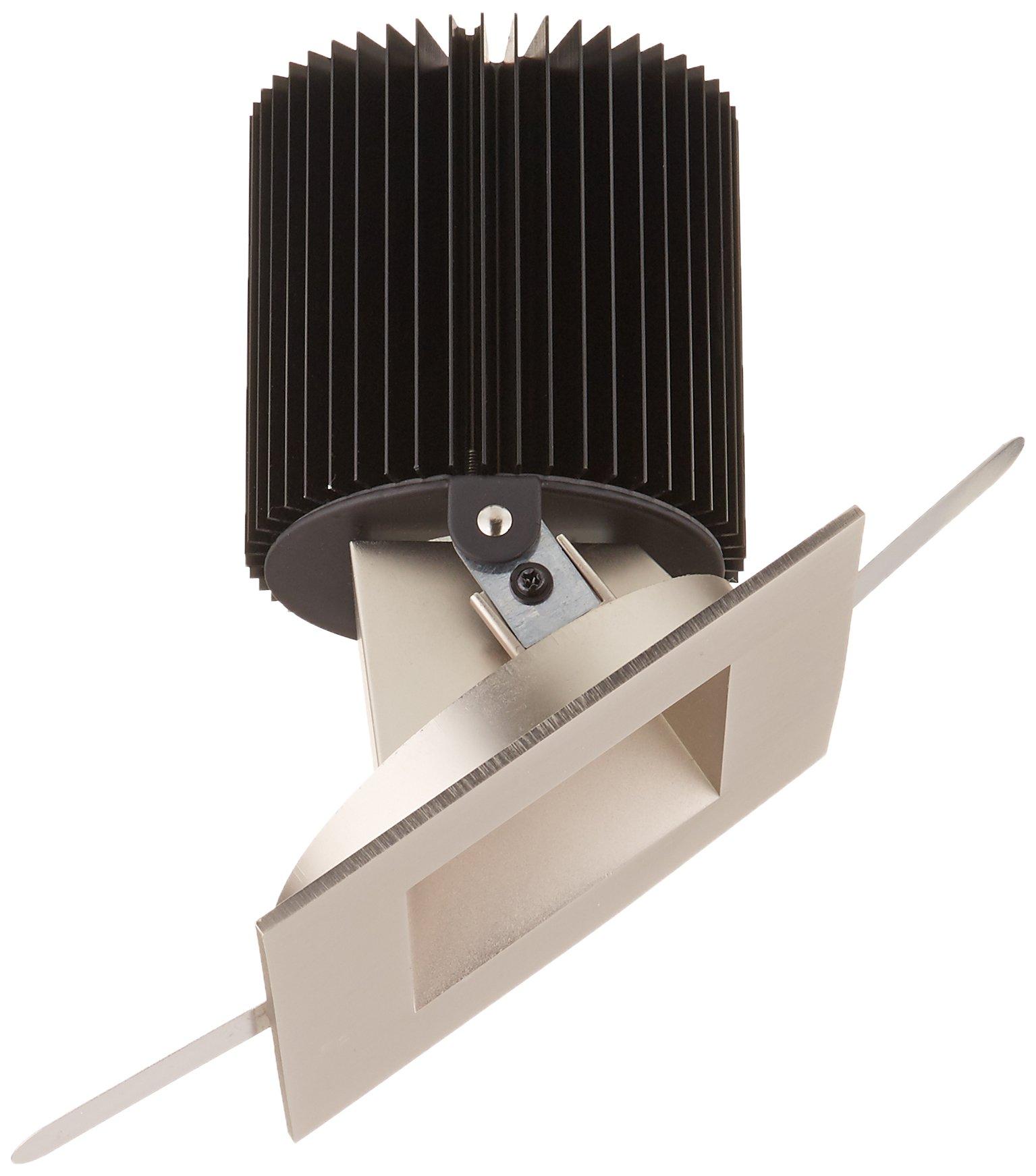 WAC Lighting HR-2LED-T709S-W-BN Tesla 3000K 15-Degree Beam Angle LED 2-Inch Open Square Trim