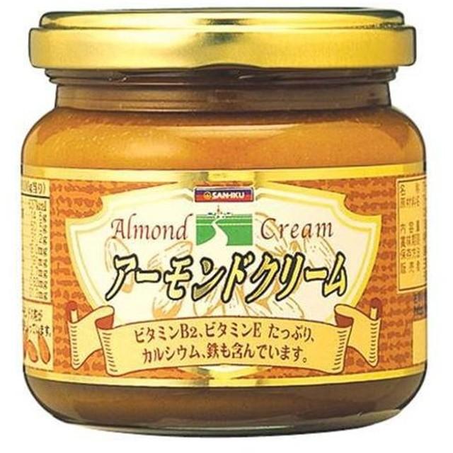 アーモンドクリーム (150g) 【三育】