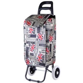 買い物キャリー 旅行バッグ シルバーカート 二輪キャスター付き 折りたたみ式 重い荷物も楽々移動 コンパクト 食品 ペットボトル 旅行 レジャー スーパー キャンプ ショッピングバッグ シルバーカー