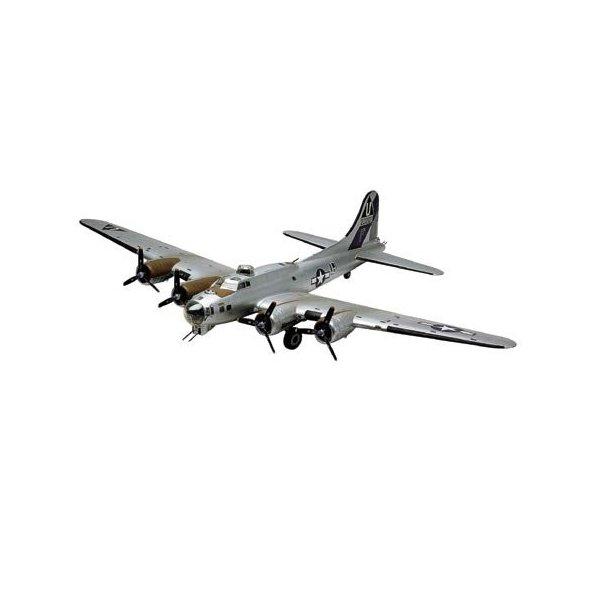 アメリカレベル 1/48 B 17G フライングフォートレス プラモデル