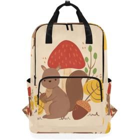 カワイイバニーリスのための肩のバックパックの学生の軽量のおむつ袋旅行余暇子供の女の子の男の子