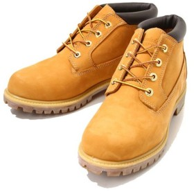【10倍】【40%OFF】Timberland [ティンバーランド] / TIMBERLAND ICON Waterproof Chukka (Wheat Nubuck with Chocolate)(ブーツ シューズ )23061