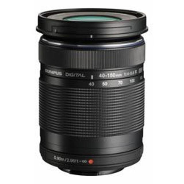 OLYMPUS マイクロ一眼 PEN レンズ M.ZUIKO DIGITAL 40-150mm F4.0-5.6R (黒(中古品)