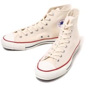 CONVERSE (コンバース) / CANVAS ALL STAR J HI -ホワイト-(オールスター メイドインジャパン スニーカー シューズ 靴)32068430