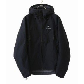 ARC'TERYX / アークテリクス : 【メンズ】Beta LT Jacket Men's (TRIM FIT) -Black- (S〜XLサイズ) : ジャケット フェス ハイキング : L06918100
