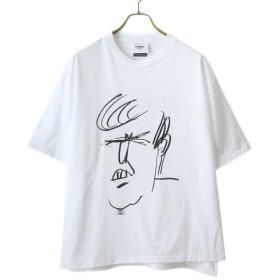 TODAY edition [トゥデイエディション] / drawing tee #5 / 全2色 (ドローイング ティー ティーシャツ 半袖 トップス メンズ) BT-05