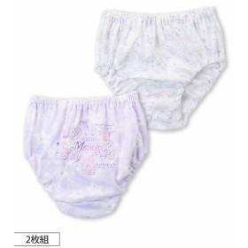 ショーツ 女の子 キッズ 2枚組 子供服 ジュニア服 肌着 ボトム 2枚組 140/150/160 ニッセン