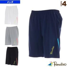 パラディーゾ テニス・バドミントンウェア(メンズ/ユニ)  ハーフパンツ/メンズ(NCM02S)
