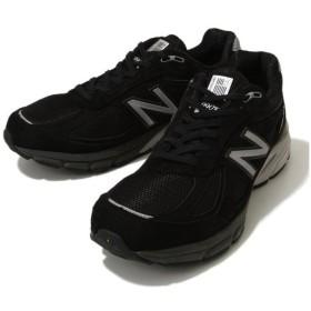 New Balance ( ニューバランス ) / M990 BK4 (ニューバランス M990 スニーカー 靴)M990BK4