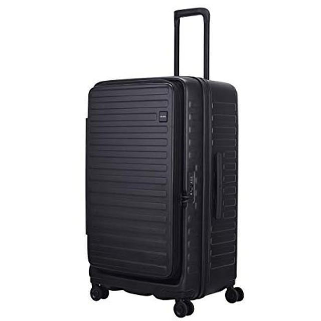 ロジェール| LOJEL |スーツケース| CUBO-FITハードキャリー | Lサイズ | 大型 ブラック (旅行用品)