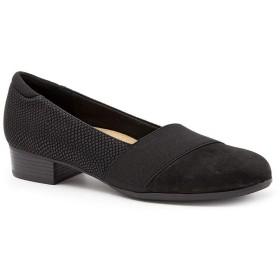 [トロッターズ] レディース パンプス Melinda Burnished Leather Block Heel Pum [並行輸入品]